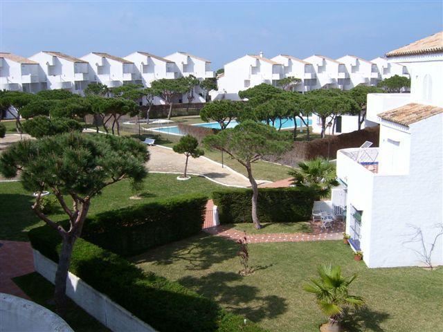 urbanización playa la barrosa